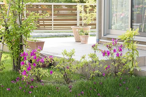 ガーデンスペース